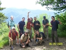 Trail Maintainers North Of Newfound Gap