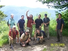 Trail Maintainers North Of Newfound Gap by ShawnR80 in Trail Angels and Providers