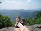 Gotta Hike It To Get This View! by LongDay in Trail & Blazes in North Carolina & Tennessee