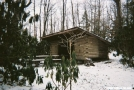 Flint Mountain Shelter by steve hiker in North Carolina & Tennessee Shelters