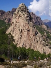 GR 20, Corsica by John Scott in Other Trails