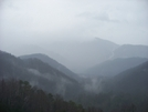 Le Conte From Gatlinburg by soad in Views in North Carolina & Tennessee
