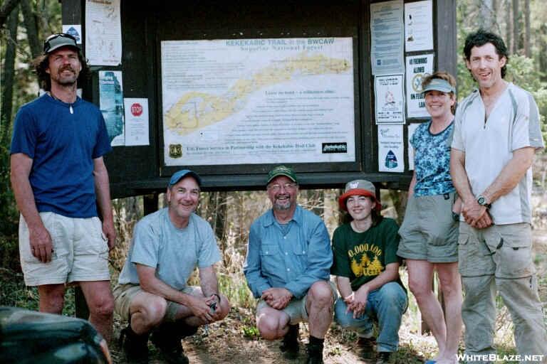 Boundary Waters Volunteer Vacation - Kek