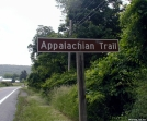 Trail Sign by Birdny in Trail & Blazes in Maryland & Pennsylvania