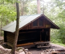 Cowall Shelter by Birdny in Maryland & Pennsylvania Shelters