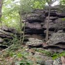 near High Rock by Birdny in Trail & Blazes in Maryland & Pennsylvania