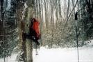 Dana Pack in the Snow