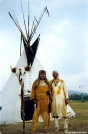 Humble Bear and Tipi Walter by Tipi Walter in Faces of WhiteBlaze members