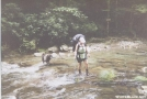 Little Mitten Crossing Slickrock Creek