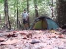 Tent Camping on the Slickrock by Tipi Walter in Tent camping