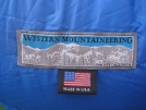 Western Mountaineering by Tipi Walter in Gear Gallery
