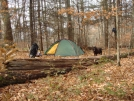 Glenn Gap on the Fodderstack/BMT/Nov'07 by Tipi Walter in Tent camping