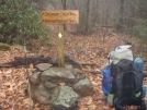 New Trailpost on Sycamore Creek/BMT/Dec'07 by Tipi Walter in Other Galleries