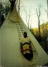 Tipi Walter at Turtle Island by Tipi Walter in Faces of WhiteBlaze members
