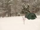 Green Kerlon Keron 3 Tent