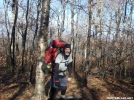 Climbing To Bob Bald by Tipi Walter in Faces of WhiteBlaze members