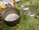 Titanium Pot With Tasty Bite Meal by Tipi Walter in Gear Gallery