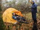 Usmc Iraqi War Vet by Tipi Walter in Tent camping