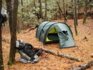 The Hilleberg Keron 3 In Action by Tipi Walter in Tent camping
