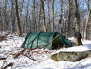 """rocky Top, Oh Rocky Top"" by Tipi Walter in Tent camping"