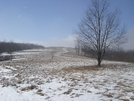 Winter Atop Whiggs Meadow by Tipi Walter in Views in North Carolina & Tennessee