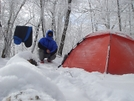 Jebediah Cornhole Surveys His Camp