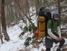 On The Fodderstack/bmt Trail