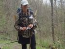Thruhiker Tru On Sycamore Creek Trail