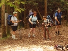 Sgt Rock's Group Shoving Off by Tipi Walter in Faces of WhiteBlaze members