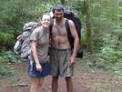 Backpackers From Arkansas