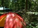 Hilleberg At The Green Cove Cabin by Tipi Walter in Tent camping