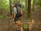 Hootyhoo With His Kelty 50th Anniv Pack by Tipi Walter in Gear Gallery