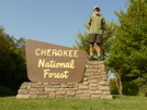 Surveying My Cherokee Forest Kingdom by Tipi Walter in Views in North Carolina & Tennessee