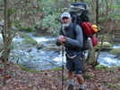 Doktor Flaccid Backpacking Up The South Fork by Tipi Walter in Views in North Carolina & Tennessee