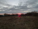 Sunset Over The Hilleberg by Tipi Walter in Views in North Carolina & Tennessee