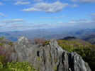 Hangover Mountain Overlook by Tipi Walter in Views in North Carolina & Tennessee