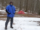 Two Days At Cold Gap by Tipi Walter in Tent camping