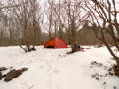 The Calm Before The Storm by Tipi Walter in Tent camping