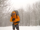 A March Sleetstorm And A Trip Begins by Tipi Walter in Views in North Carolina & Tennessee