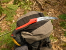 A Little Trailwork With A Corona Folding Saw by Tipi Walter in Gear Gallery