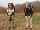 Rob And Mark Start A Nine Mile Day by Tipi Walter in Other People
