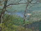 Indian Lake From Flats Mountain Ridge by Tipi Walter in Views in North Carolina & Tennessee