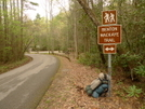 Tellico River Road Crossing by Tipi Walter in Views in North Carolina & Tennessee