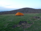 Fury Tent Atop Whiggs Meadow by Tipi Walter in Tent camping