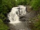 Bald River Falls In April
