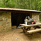 Trimpi Shelter by Tipi Walter in Virginia & West Virginia Shelters