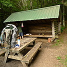 Old Orchard Shelter by Tipi Walter in Virginia & West Virginia Shelters