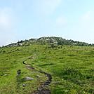 Grandmother Peak and Grandmother Gap by Tipi Walter in Views in Virginia & West Virginia