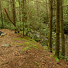 MSR Tent On Slickrock Creek by Tipi Walter in Tent camping
