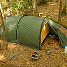 Hilleberg Keron 3 Tent at Wildcat Falls by Tipi Walter in Tent camping
